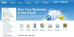 Oferta box.net dla biznesu