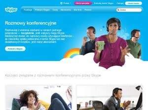 """W życiu prywatnym, do niewielkich """"konferencji"""" z rodziną i przyjaciółmi, zupełnie wystarczające okażą się Rozmowy konferencyjne Skype. Jeśli wszyscy wyposażycie się w odpowiednią aplikację, będą one darmowe"""