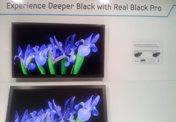 Samsung Real Black Pro