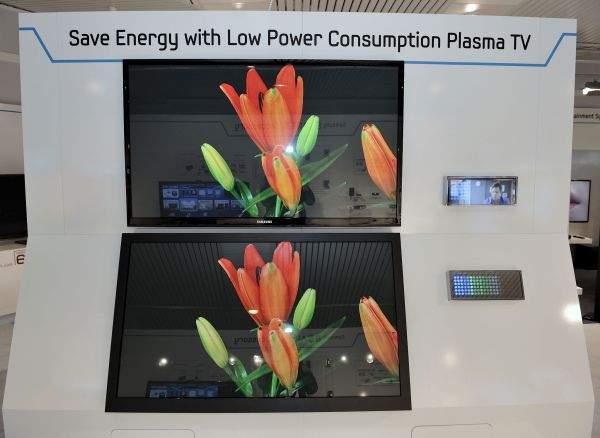 Energooszczędne plazmy Samsunga