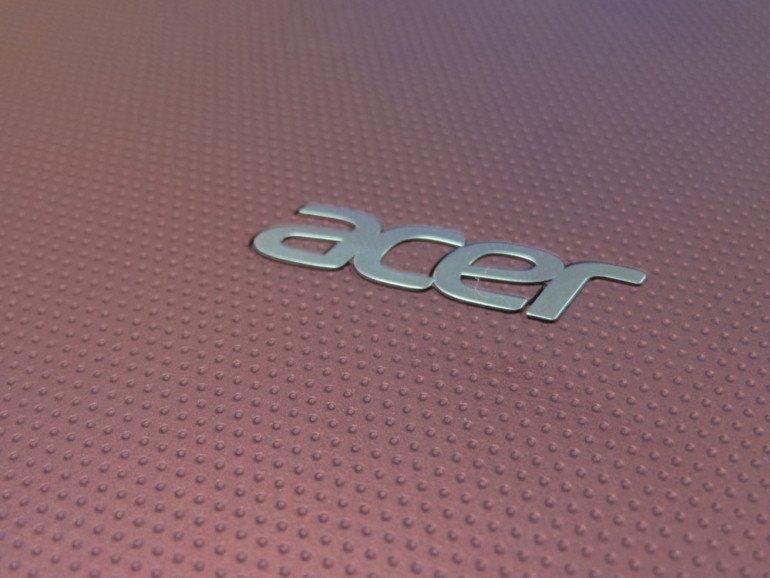 Acer Iconia Tab A200 - spód obudowy