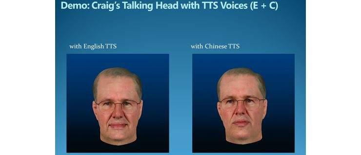 Monolingual TTS