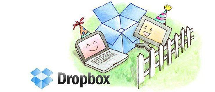Dropbox - skrócone adresy URL wykorzystane przez spamerów
