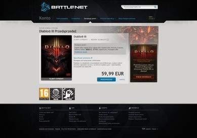 Znamy cenę Diablo 3