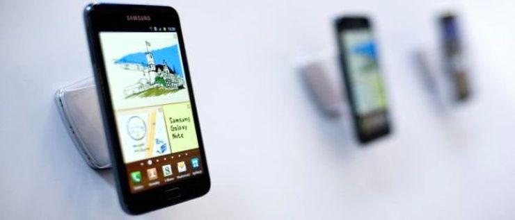 IDC: Chiny zostaną największym rynkiem smartfonów w 2012 roku