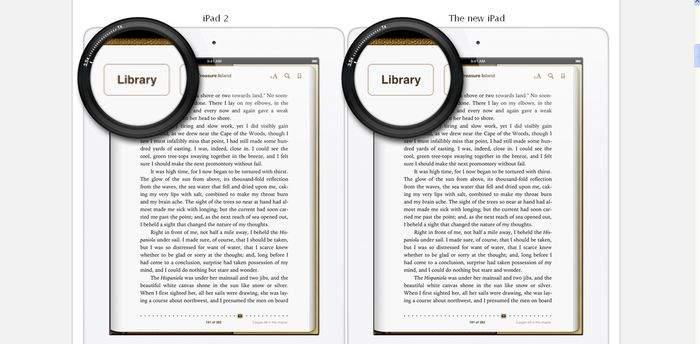 Porównanie obrazu - zdjęcie przygotowane przez Apple