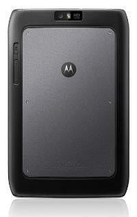 Motorola Xoom 2 ME - widok z tyłu