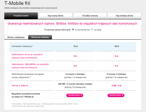 T-Mobile frii