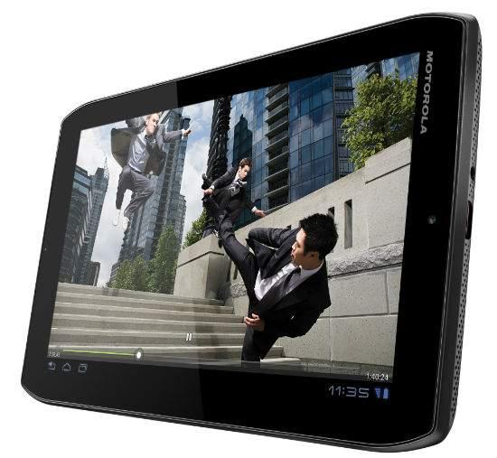 Motorola Xoom 2 Media Edition jest świetnym sprzętem do oglądania filmów