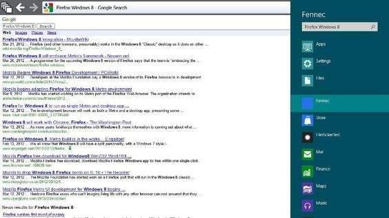 Firefox - zaklęcie wyszukiwania