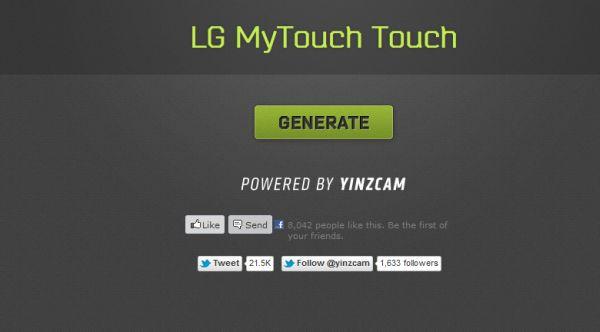 Nazwa dla smartfona LG z Androidem
