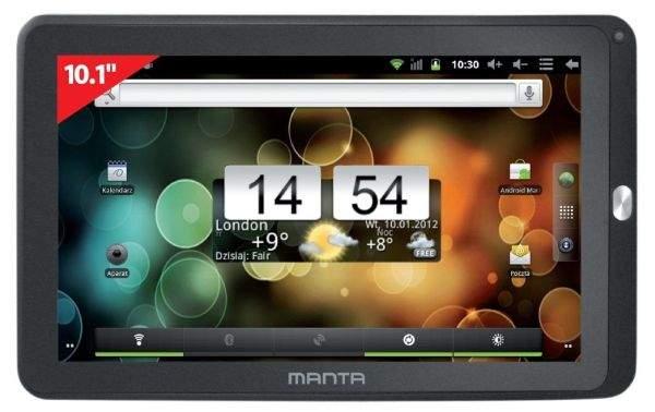 Manta Power Tab X MID06