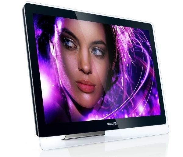 Philips DesignLine Tilt TV