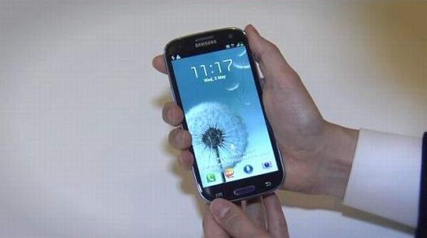 Galaxy S III - tak wygląda