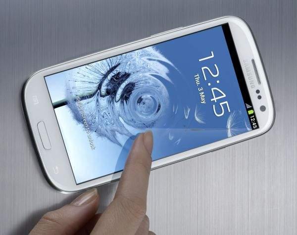 Galaxy S III w kolorze białym