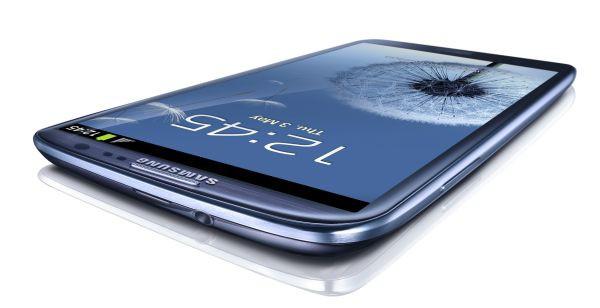 Galaxy S III - galaktyczny smartfon