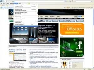 Internet Explorer - opcje internetowe - Internet Explorer - opcje internetowe