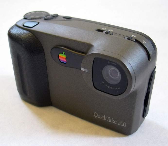 Aparat Apple QuickTake