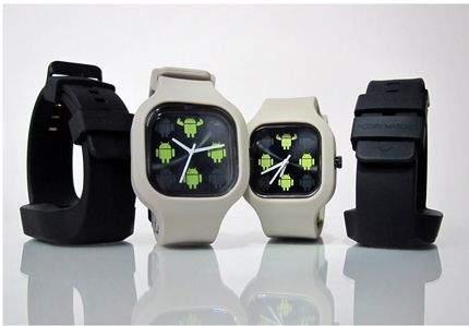 Androidowy zegarek dla ciebie i twojego dziecka