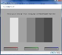 W oknie balansu kolorów usuniesz ewentualne przebarwienia. Powinny być widoczne tylko odcienie szarości.