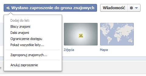 Luka W Ustawieniach Prywatności Facebooka Przy Dodawaniu Znajomych