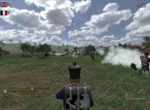 Mount&Blade Warband - Nepoleonic Wars - szturm