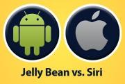 Jelly Bean vs Siri