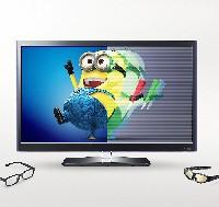Zgodność w dół – telewizory i monitory trójwymiarowe potrafią bez problemu wyświetlać treści 2D.