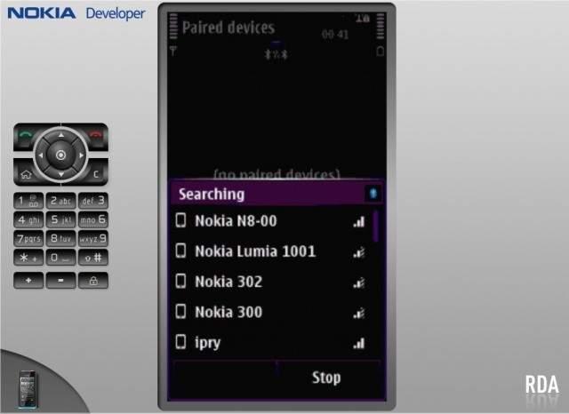 Na liście widać zapis świadczący o istnieniu smartfon Lumia 1001