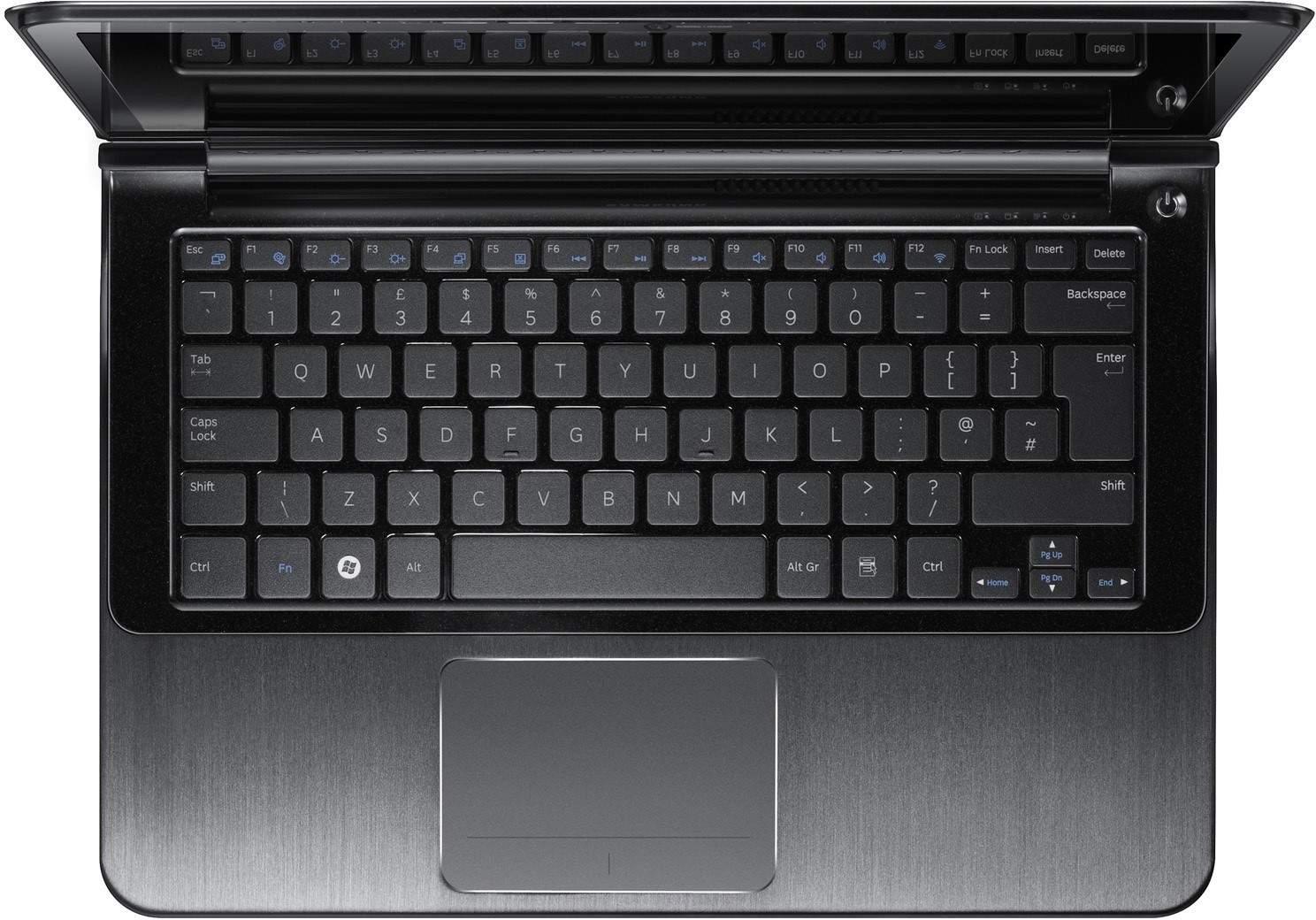 Samsung NP900X3G - klawiatura