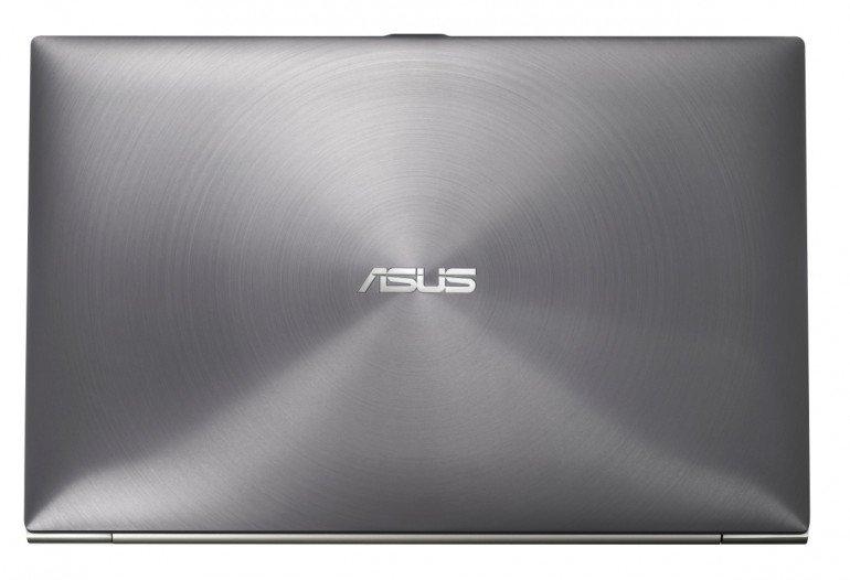 Asus UX21E-KX007V - metalowa obudowa jest po prostu świetna