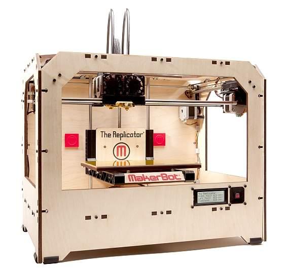 Replicator – jedna z drukarek 3D firmy MakerBot.