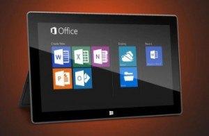 Office 2013 na tabletach a konkurencja