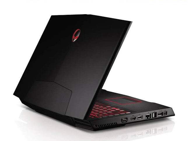 Dell AlienWare M17x