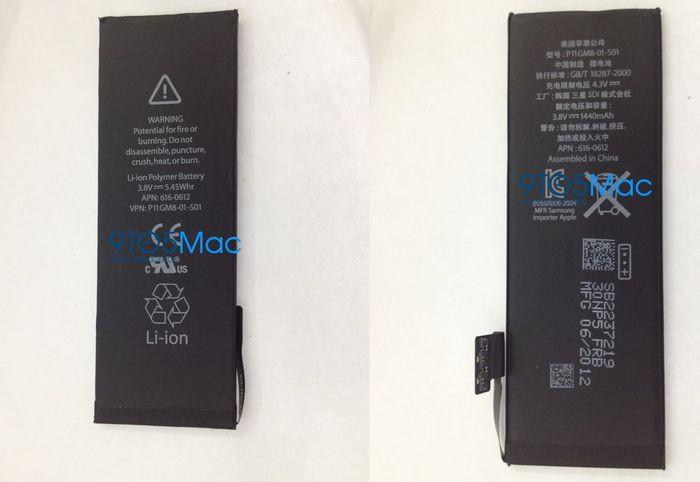 Nowa bateria iPhone'a 5?