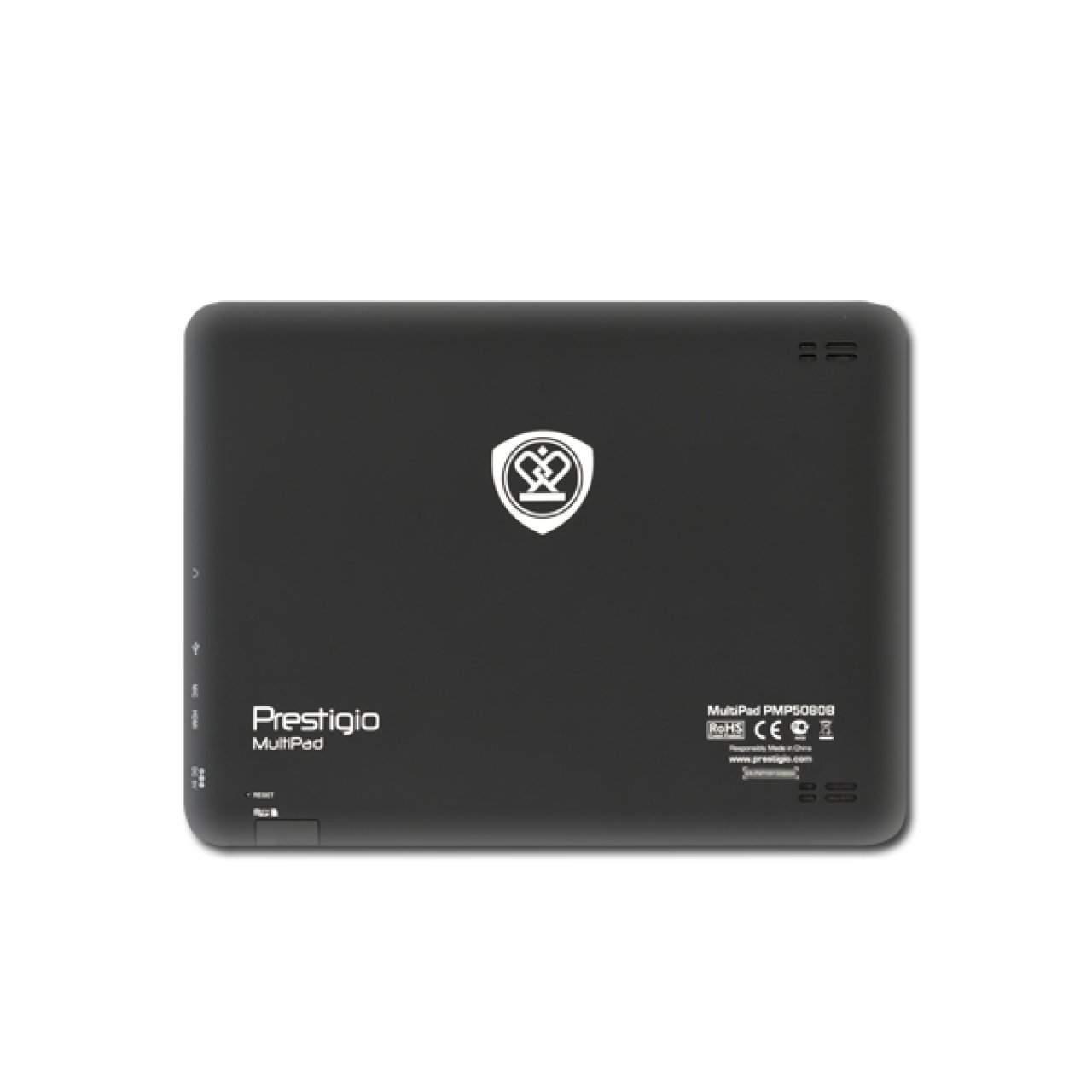 Prestigio MultiPad PMP5080B - tył