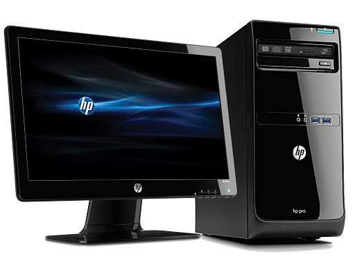 HP Pro 3400 MT - 1300 zł