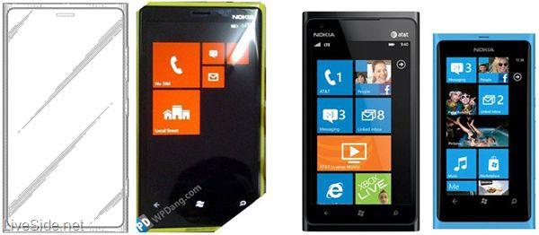 Porównanie smartfonów Lumia