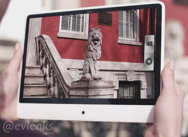 Nowy tablet HTC?