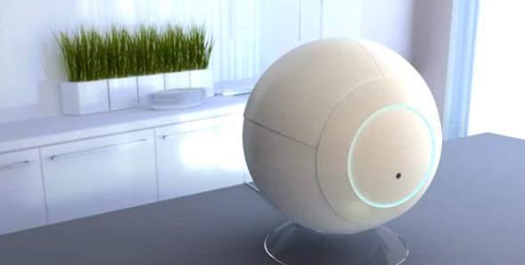 Robot kuchenny Blitz
