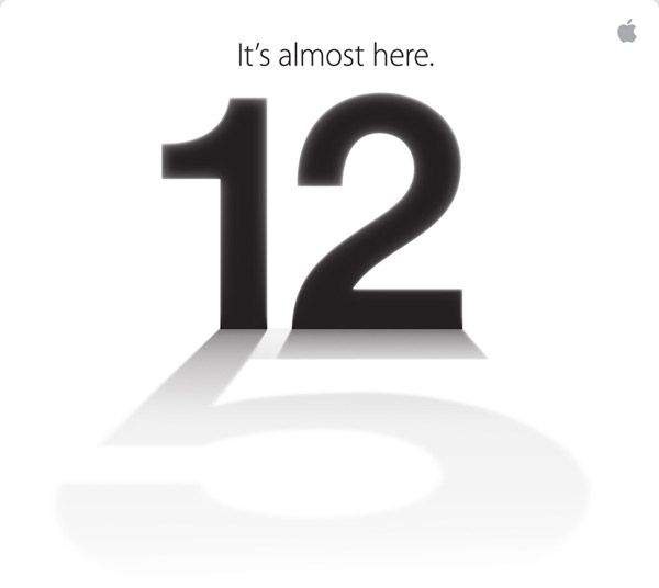 Konferencja Apple zostanie zorganizowana 12 wrzesnia. Gwóźdź programu? Smartfon iPhone 5!