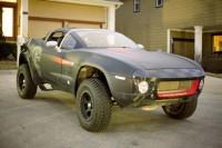 Tak wygląda pierwszy samochód zaprojektowany przez otwartą wspólnotę internautów. Wyścigowo-terenowy pojazd nosi nazwę Rally Fighter i kosztuje ok. 75 000 dolarów.