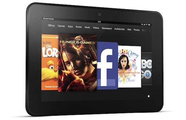 8,9-calowy Kindle Fire HD