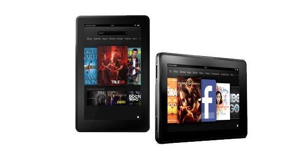 Nowy Kindle Fire