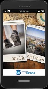 Walk and More działa zarówno na Androidzie, jak i Apple iOS