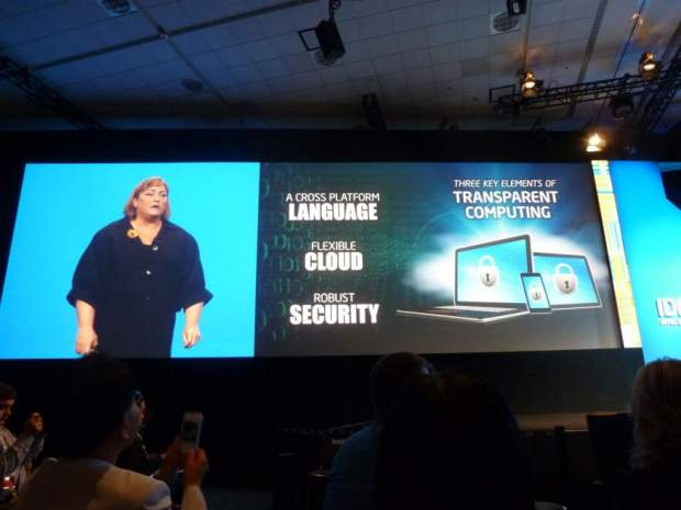 Intel Developer Forum 284