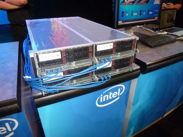 Intel Developer Forum 378