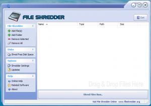 File Shredder