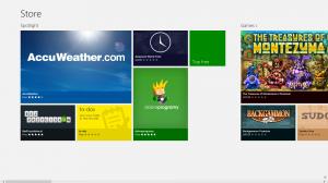 Windows Store to jedyny sposób na instalację aplikacji Modern UI