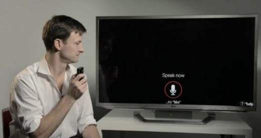 Wyszukiwanie głosowe w Google TV